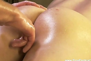 Erotic Anal Rub-down From India